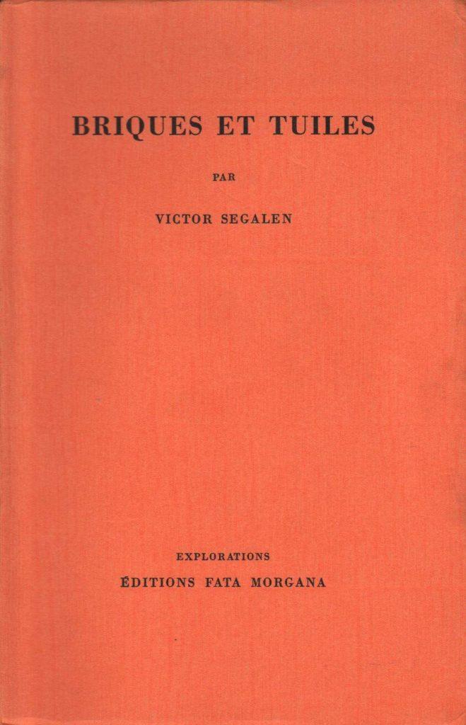 Festival Du Journal Intime : Victor Segalen