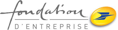 Festival Du Journal Intime : Logo Fondation Laposte
