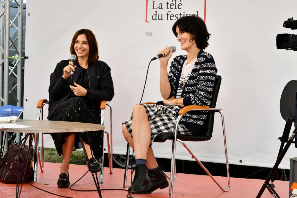 Festival Du Journal Intime : A.atika Et C.hesme