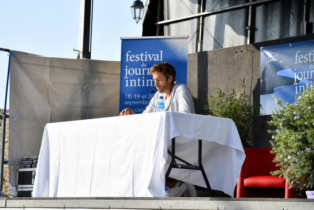 Festival Du Journal Intime : E.noblet