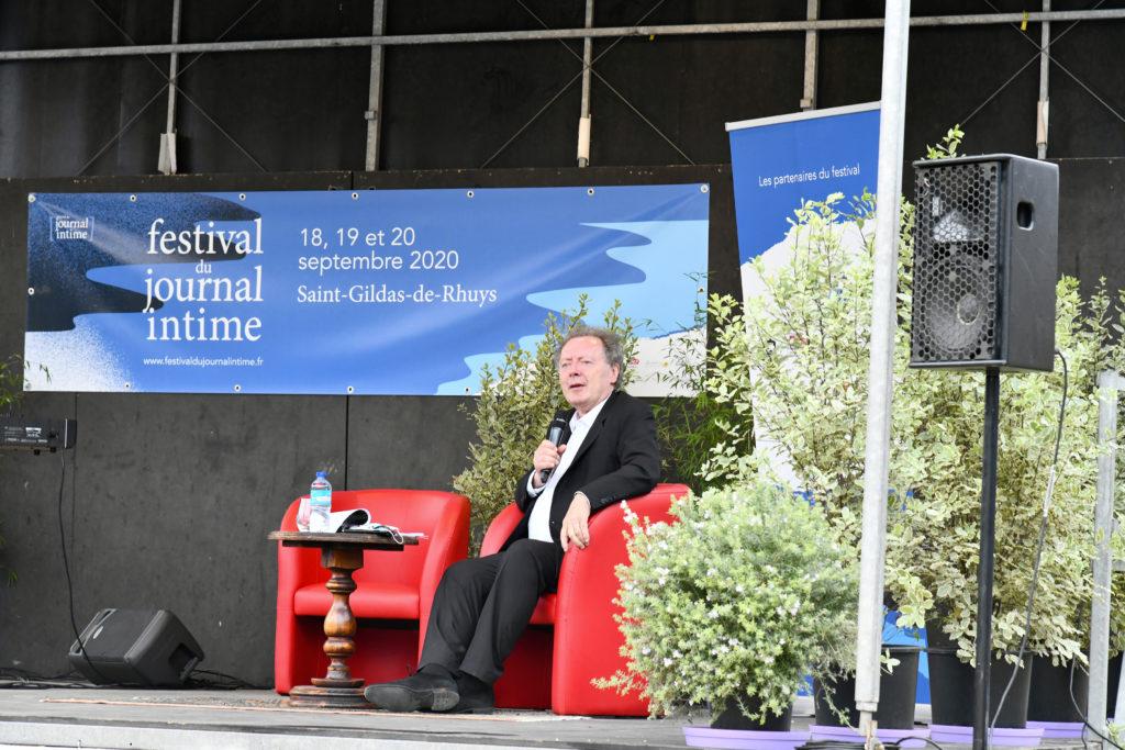 Festival Du Journal Intime : Jp.gueno