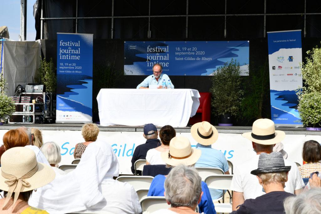 Festival Du Journal Intime : L.abelanski