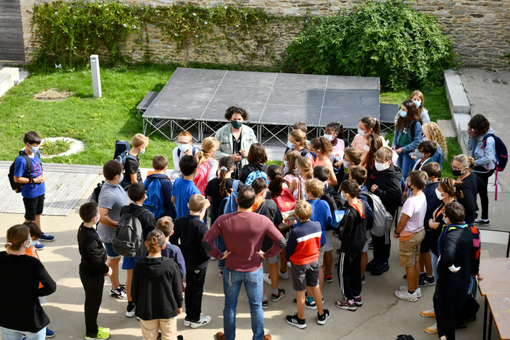 Festival Du Journal Intime : At.scolaires