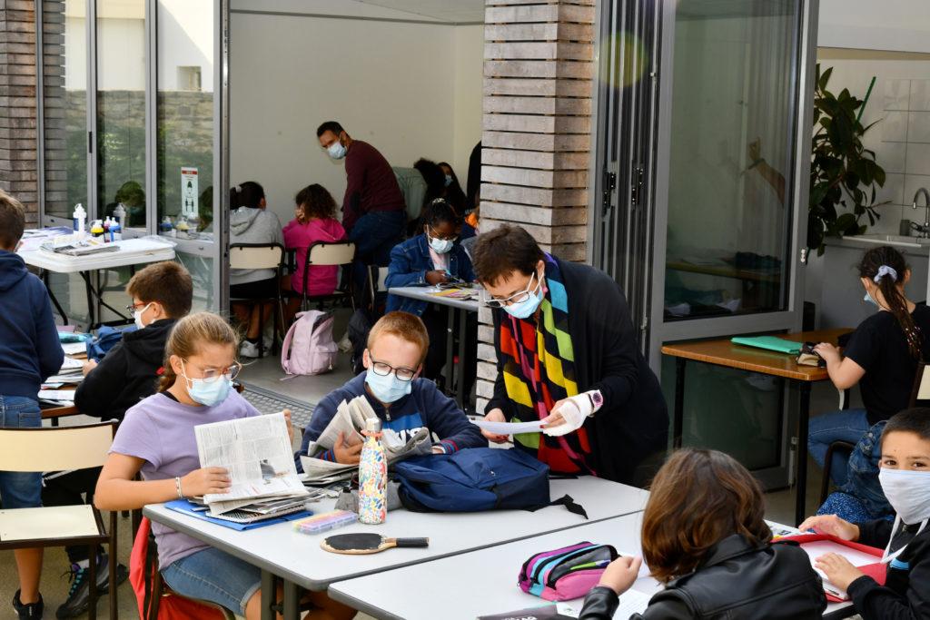 Festival Du Journal Intime : Ateliers Scolaires