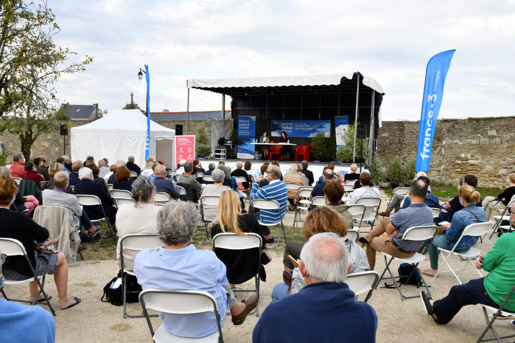 Festival Du Journal Intime : Lecture Verger Abbaye
