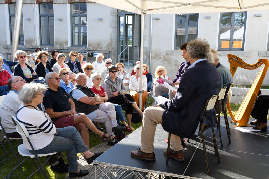 Festival Du Journal Intime : Lectures Habitants1