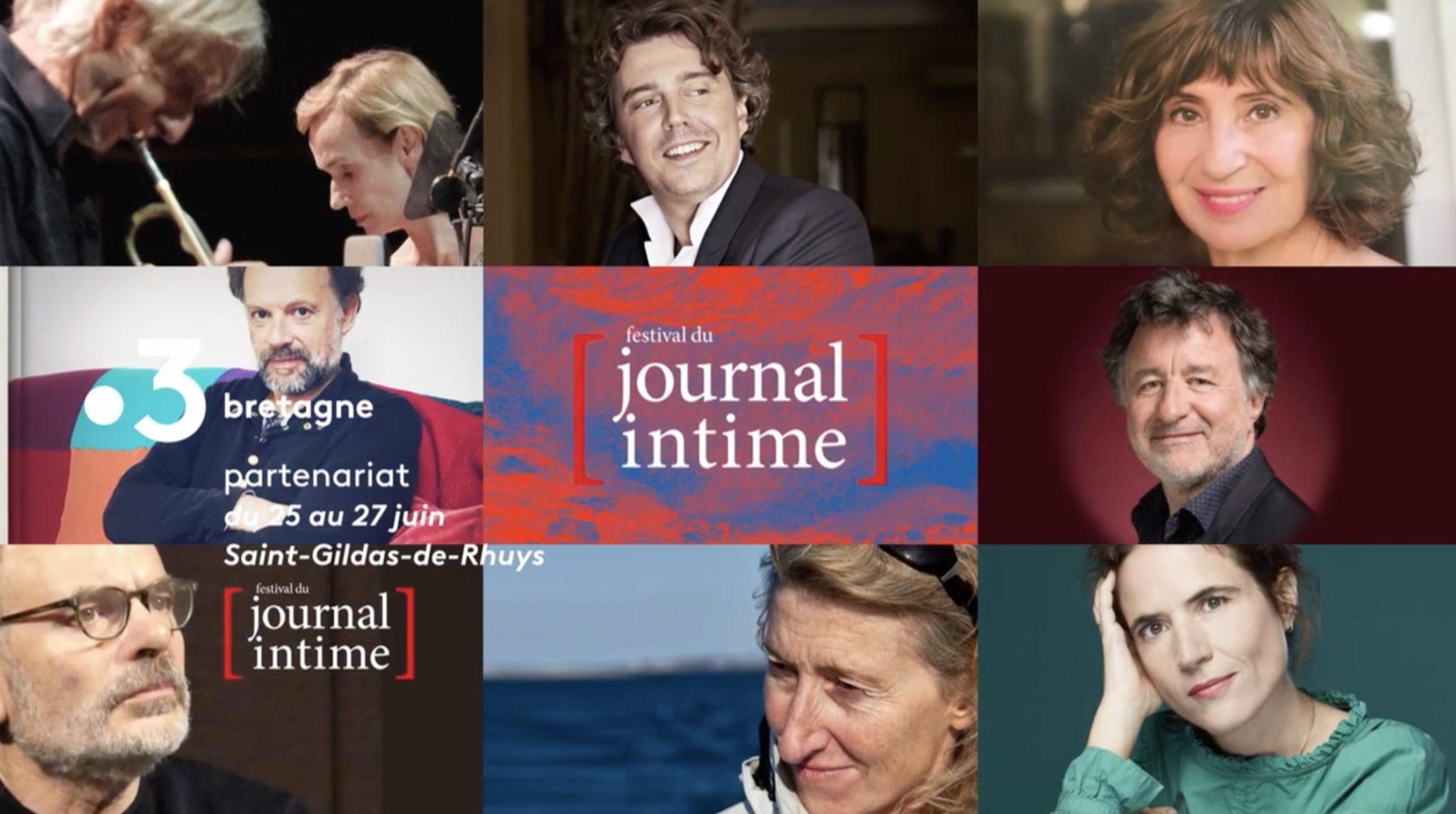 Festival Du Journal Intime : Sans Titre